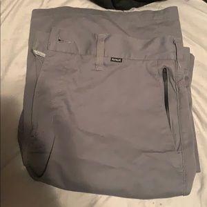 Hurley Nike dri-fit dress shorts